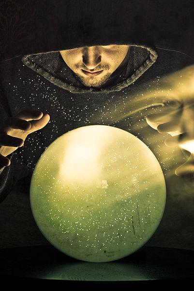 The Wizard by Sean McGrath