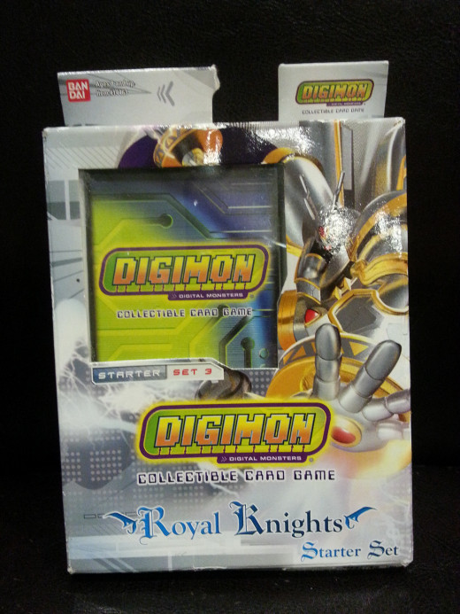Digimon trading cards, bought for $2, sold for $25