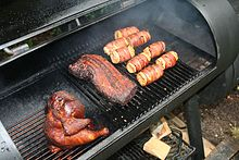 Barbecued foods contain more AGEs