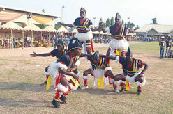 The Traditional New Yam festival of the Ndigbo people of Nigeria