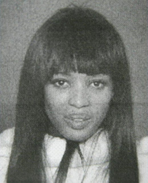Naomi Campbell arrested at London's Heathrow Airport ( Mugshot)
