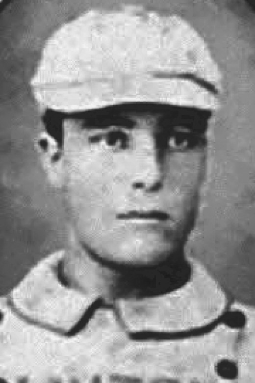 Joe Quinn, the first and most notable Australian-born MLB player