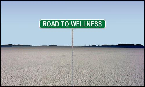 Finding the road to wellness with chronic pain