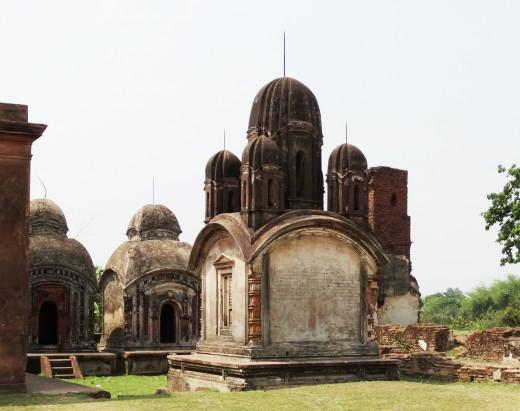 The Shivalaya complex