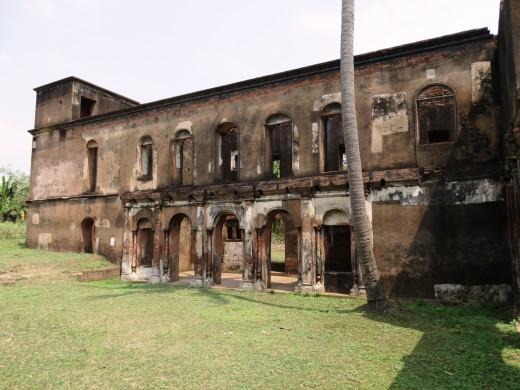 Kachhari Mahal