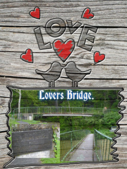 Lovers Bridge.
