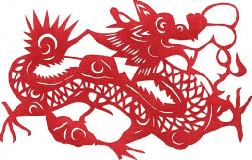 The dragon was a Qin symbol of good luck. When he came to the throne, Qin Shih Huangdi made the creature his own symbol. Ever since, the emperor, the dragon, and the idea of good fortune have been linked closely in China.
