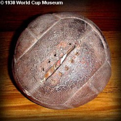 The Football - First World Cup
