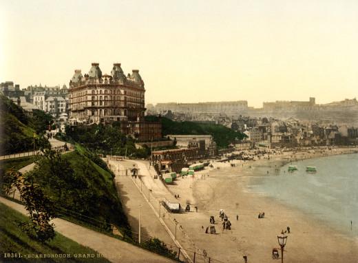 The Grand Hotel 1890's
