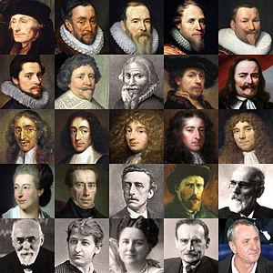 famous Nederlandes