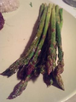Cooking: Baked Lemon Pepper Asparagus (Gluten Free)