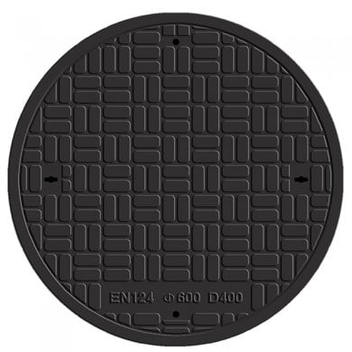 600mm Round manhole cover D400