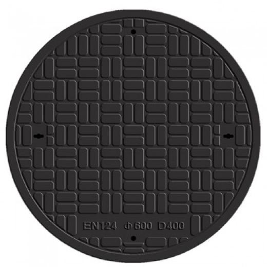 600mm Round manhole cover D400