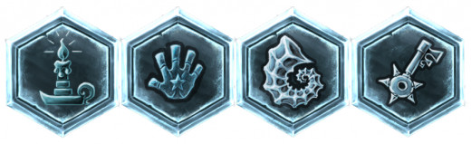 League of Legends Glyph List