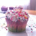 How to Make Tye Dye Cupcakes