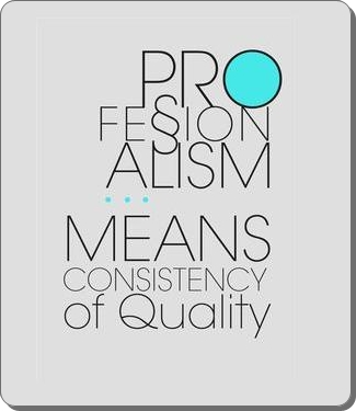 Meaning of Professionalism