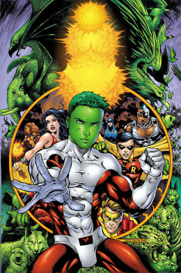Beast Boy No. 1 Courtesy DC Comics