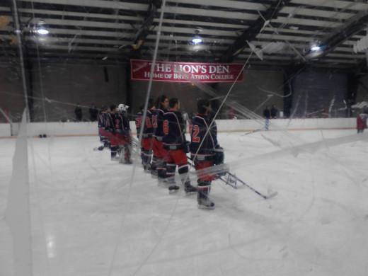 college ice hockey championships - DIII