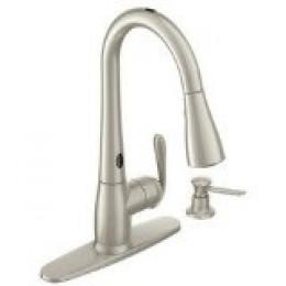 Touchless Motion Sensor Bathroom Kitchen Faucet