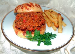Vegetarian Sloppy Joe Recipe