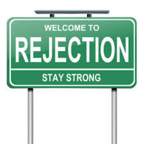 Resolve problems in feeling  rejection.