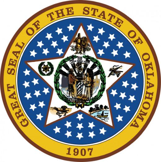Oklahoma State Seal [3]