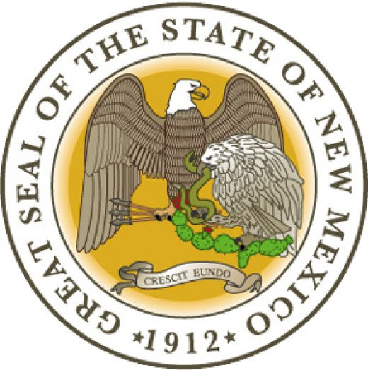 New Mexico State Seal [14]