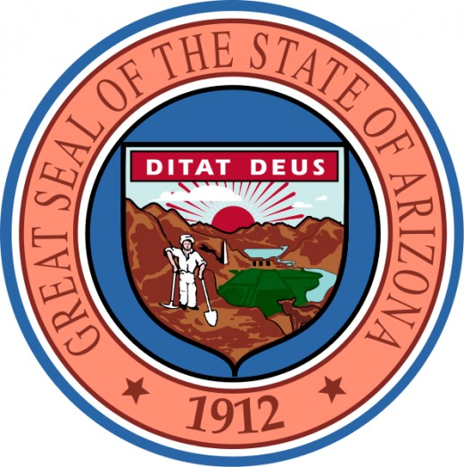 Arizona State Seal [3]