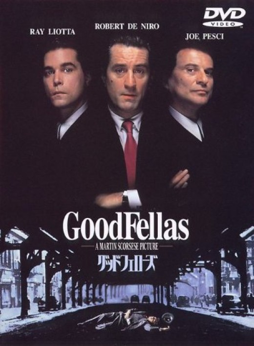 GoodFellas movie poster.