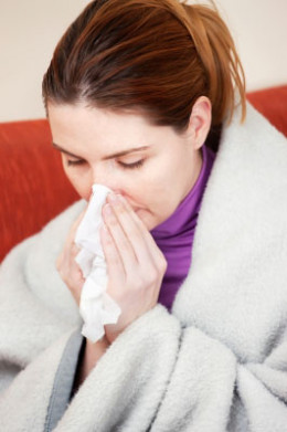 Cold and flu symptoms can be very similar. However, flu symptoms have a more abrupt onset and are more severe