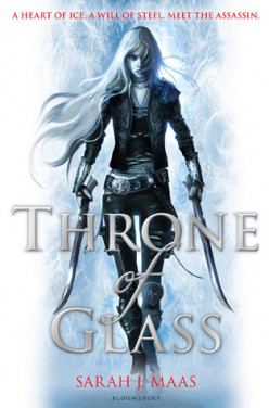 Throne of Glass The Book