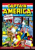 Steve Rogers aka Captain America - Timely & Marvel Comics.