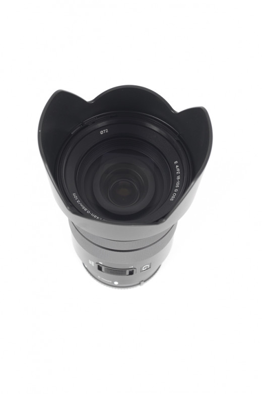 Sony 18-105mm f/4 G OSS