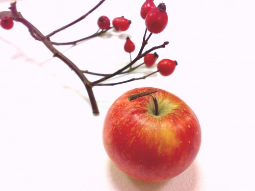 Apples are high on my list of foods.