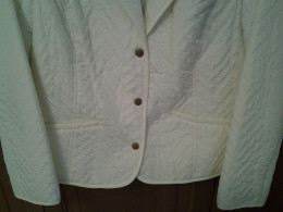 Pictures of Buttons and Snaps on Spring Jacket - Sold on eBay!