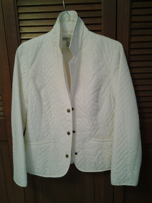 Jacket Open - Sold on eBay!