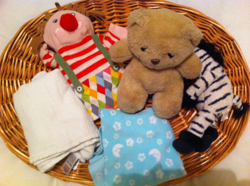 Make sure that whichever parent the child is staying with they have their favourite toys and comforters