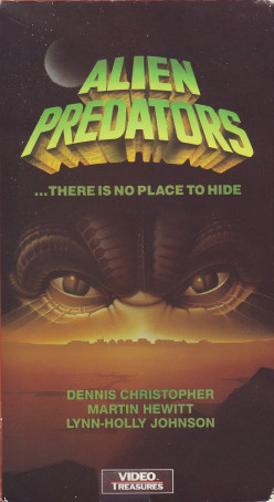 Alien predators are out to get you!