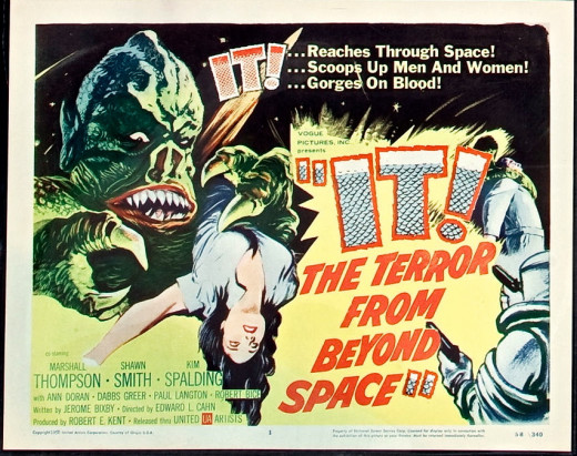 It! The Terror from Beyond Space (United Artists, 1958).