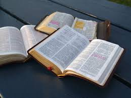 Learn the Word of God.
