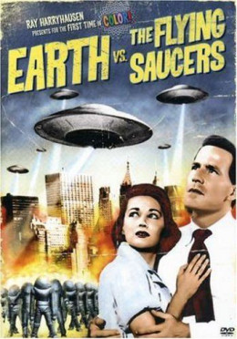 Earth Vs. the Flying Saucers (1956).