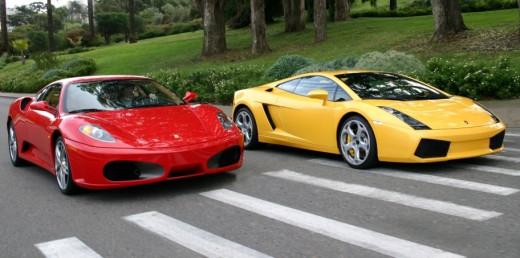 Is your mind the Ferrari or Lamborghini?
