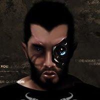 A cyborg by Nardsdesign