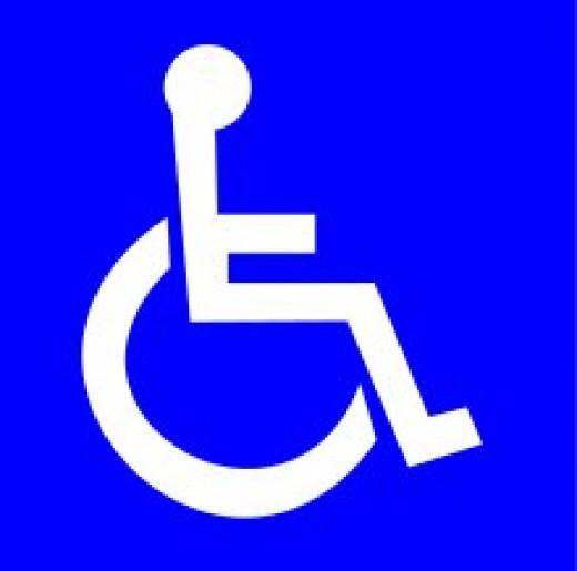 Handicap Sign