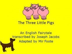 English Lessons Through Stories: The Three Little Pigs