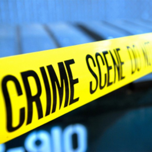 Crime scene tape marks off crime scenes so the evidence doesn't get tampered with.