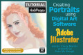 Create Portraits Using Digital Art Software - Adobe Illustrator