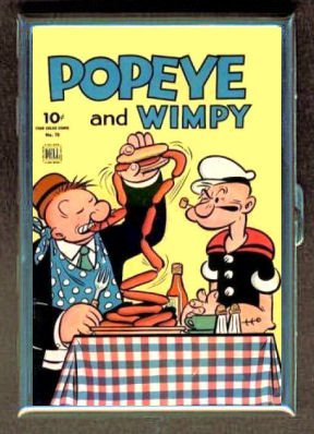 Popeye and Wimpy