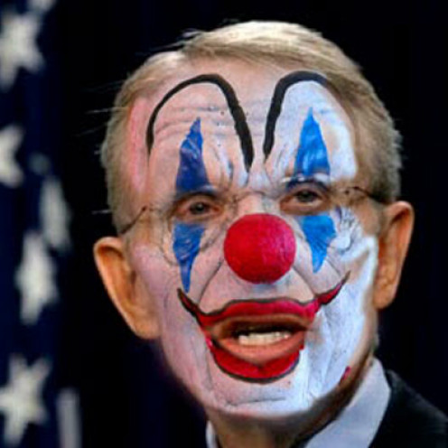 Harry Reid Senate Majority Leader