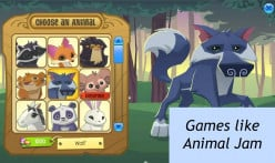 Best Games like Animal  Jam